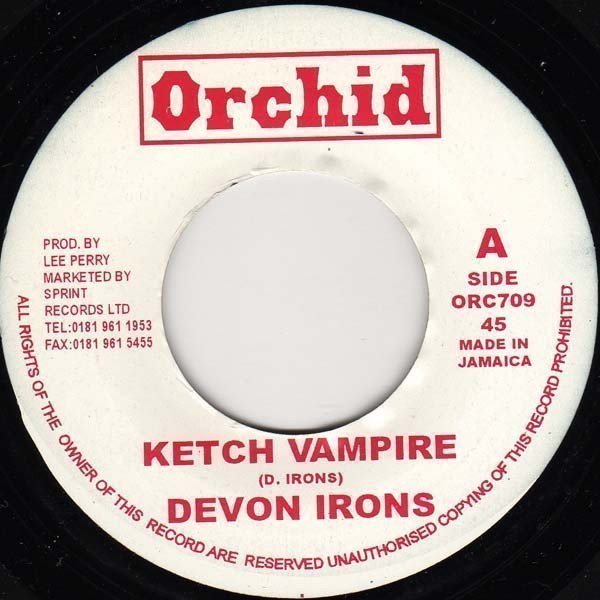 The Upsetters - Ketch Vampire / Ketch A Dub