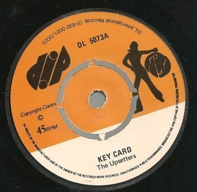 The Upsetters - Key Card / Domino Games