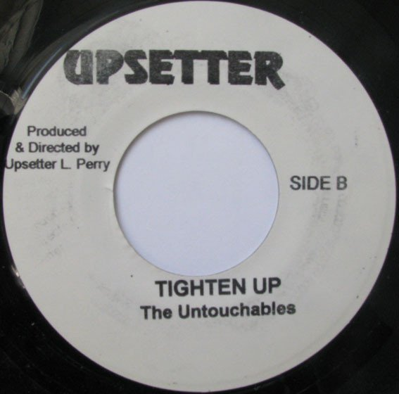 The Upsetters - Live Injection / Tighten Up
