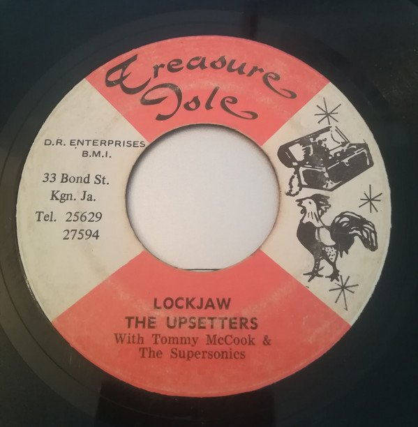The Upsetters - Lockjaw / Don