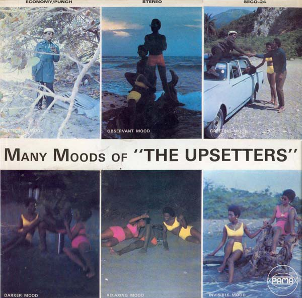 The Upsetters - Many Moods Of The Upsetters