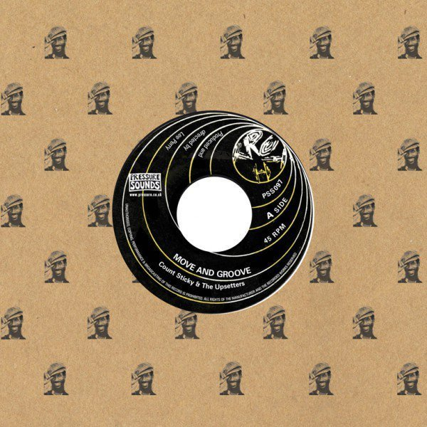 The Upsetters - Move And Groove