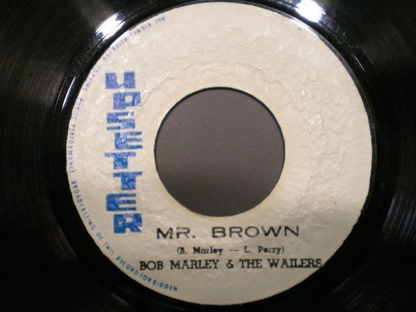 The Upsetters - Mr. Brown