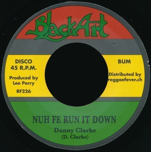 The Upsetters - Nuh Fe Run It Down