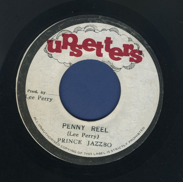 The Upsetters - Penny Reel / Penny Version