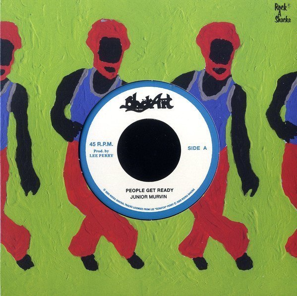 The Upsetters - People Get Ready / People Get Ready Dub