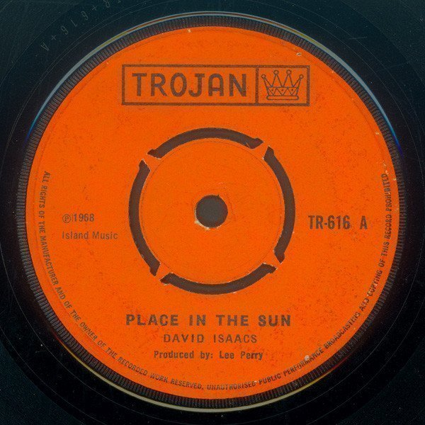 The Upsetters - Place In The Sun / Handy-cap