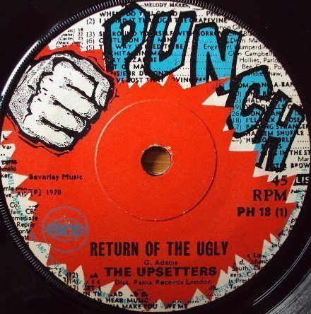 The Upsetters - Return Of The Ugly