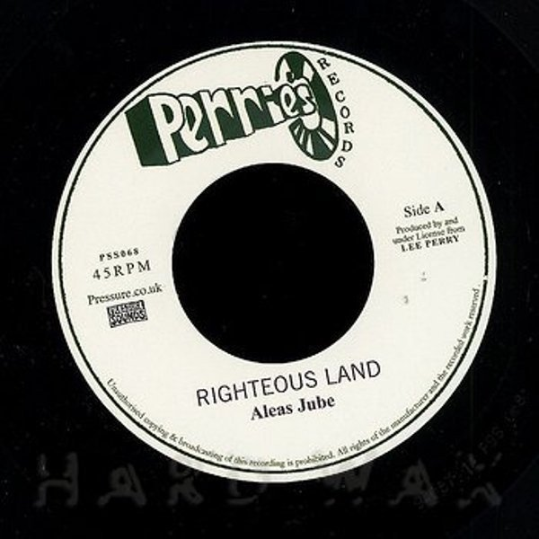 The Upsetters - Righteous Land / Righteous Rocking