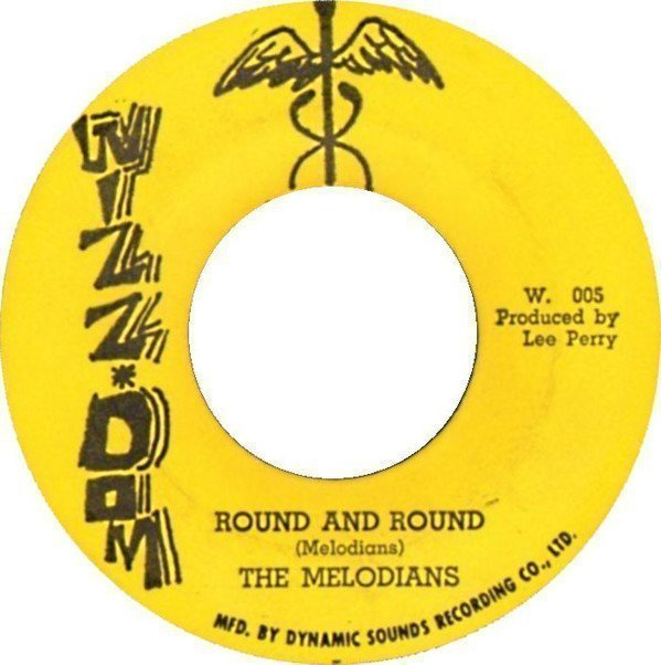 The Upsetters - Round And Round