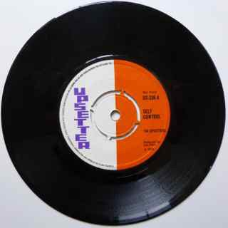 The Upsetters - Self Control / The Pill