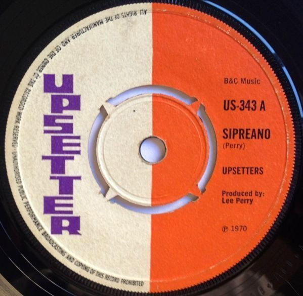 The Upsetters - Sipreano