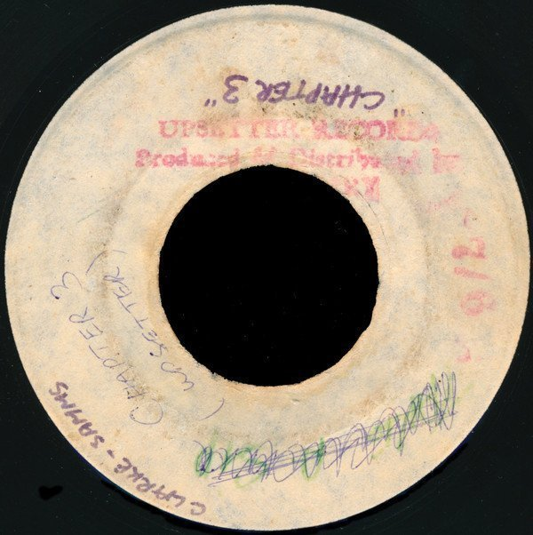 The Upsetters - Sipreano Chapter 3 / Take A Sip