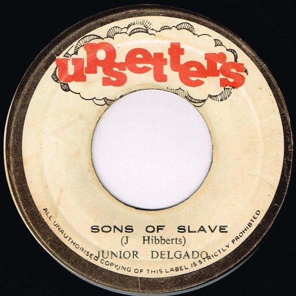 The Upsetters - Sons Of Slave / Sons Of Dub