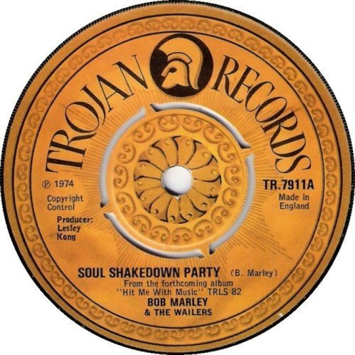 The Upsetters - Soul Shake Down Party / Dollar In The Teeth