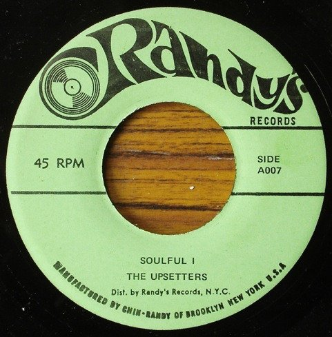 The Upsetters - Soulful I / Wolf Man