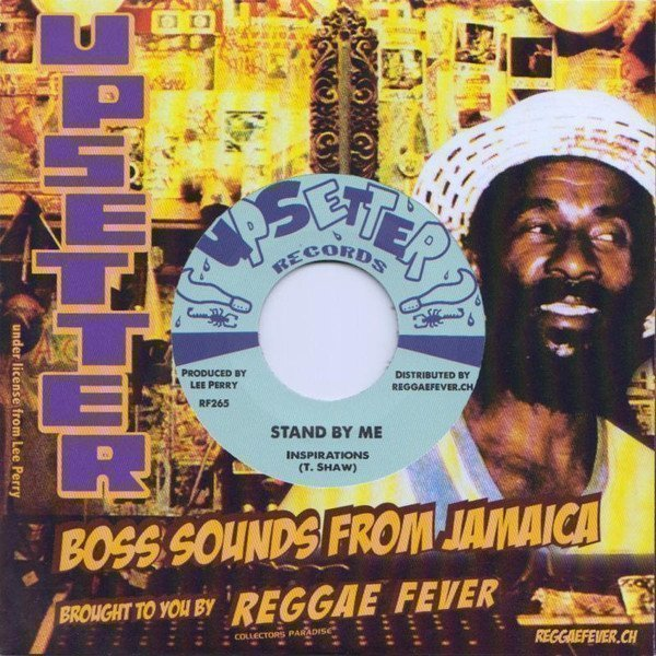 The Upsetters - Stand By Me / Serious Joke