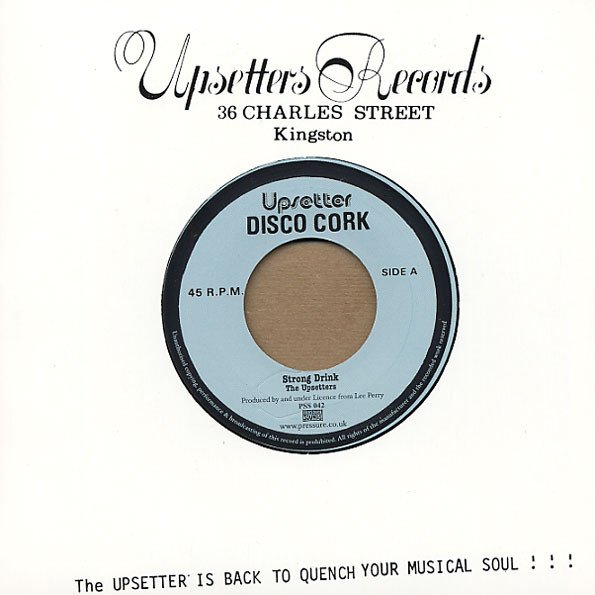 The Upsetters - Strong Drink