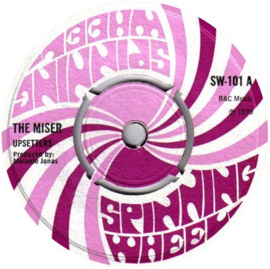 The Upsetters - The Miser / Do It Madly