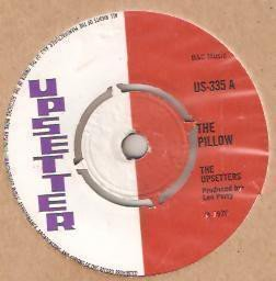 The Upsetters - The Pillow / Grooving