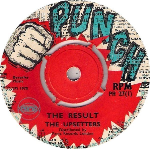 The Upsetters - The Result