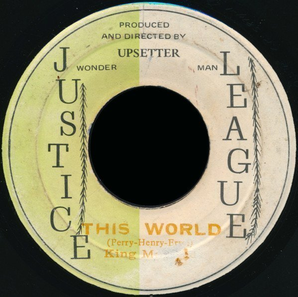 The Upsetters - This World / Midious Sernade