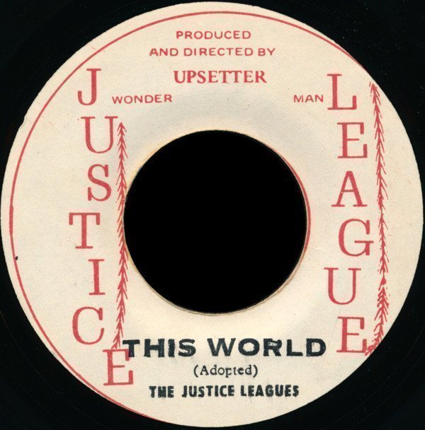 The Upsetters - This World / Same Thing
