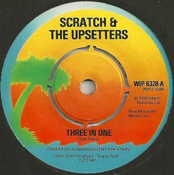 The Upsetters - Three In One / Curly Dub