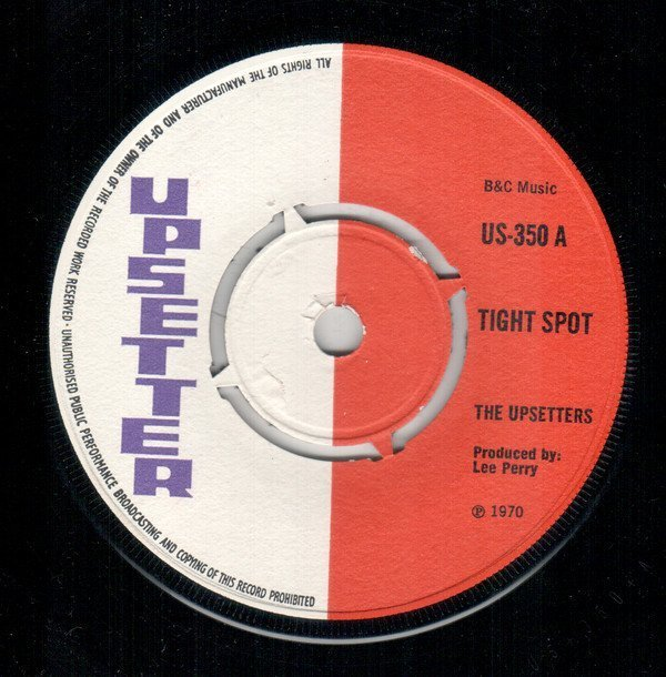 The Upsetters - Tight Spot / Knock On Wood