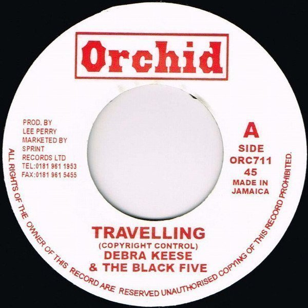 The Upsetters - Travelling / Nymbia Dub