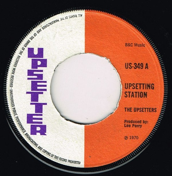 The Upsetters - Upsetting Station / Dig Your Grave