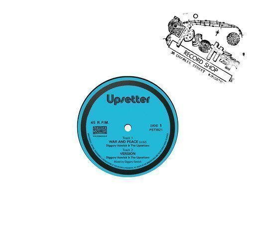 The Upsetters - War And Peace