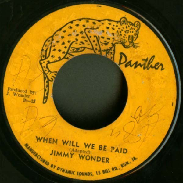 The Upsetters - When Will We Be Paid / Old Kent Road (Version)