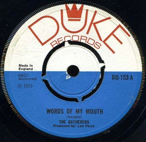 The Upsetters - Words Of My Mouth