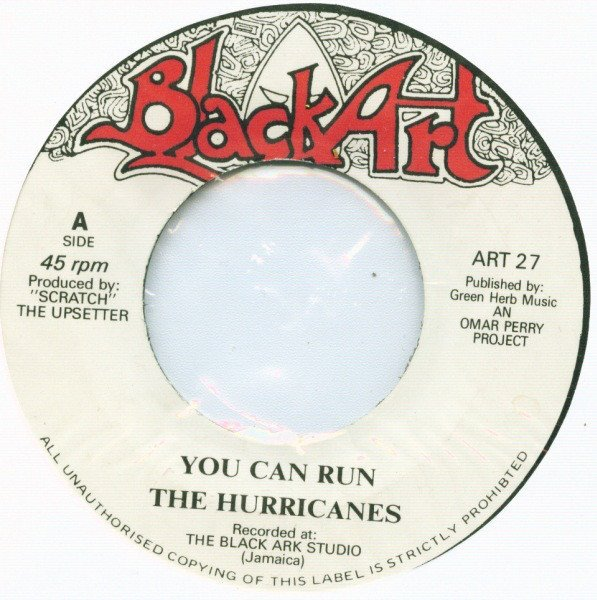 The Upsetters - You Can Run / You Can Dub