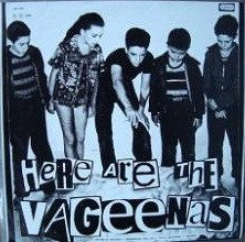 The Vageenas - Here Are The Vageenas