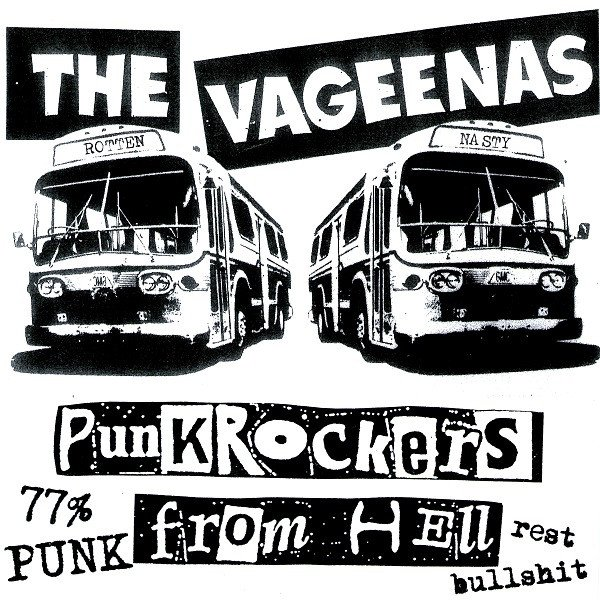 The Vageenas - Obnoxious