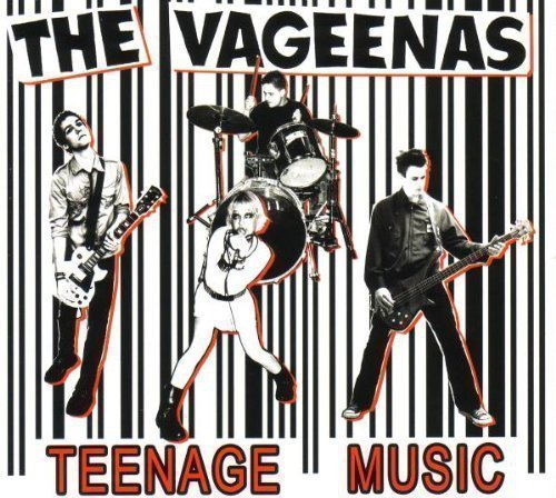 The Vageenas - Teenage Music