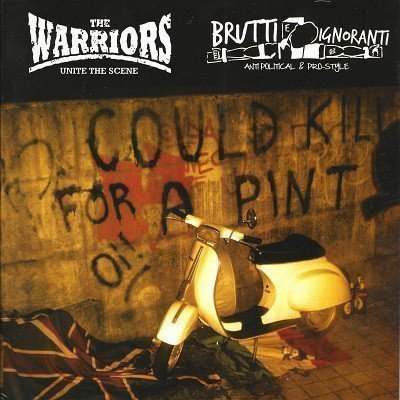 The Warriors - Could Kill For A Pint
