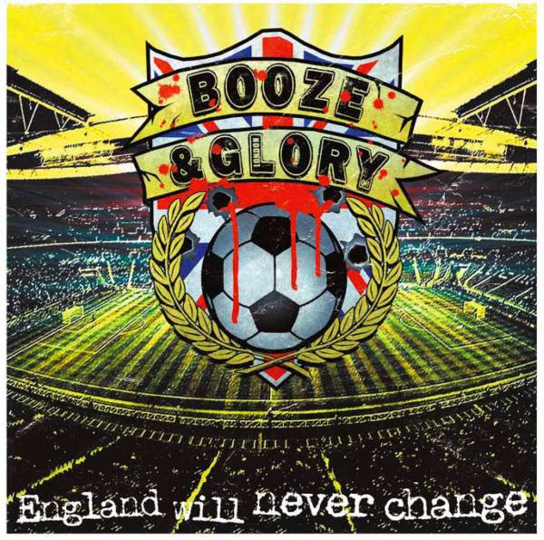 The Warriors - England Will Never Change / England