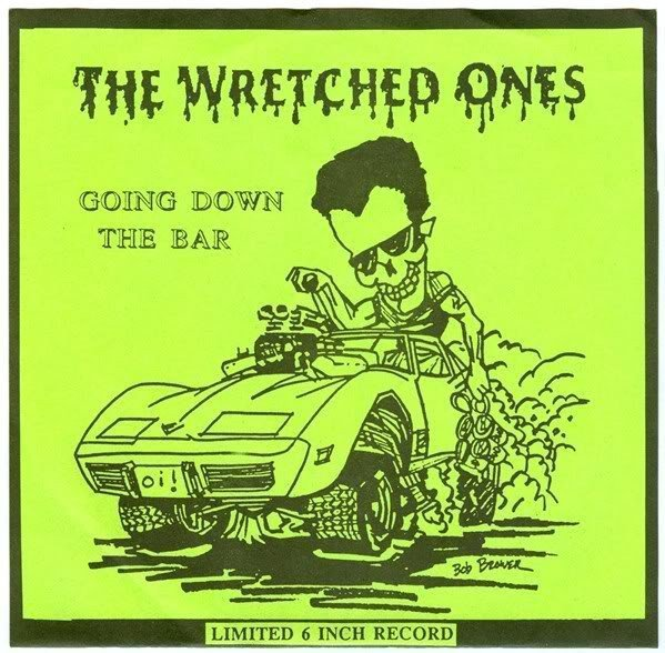 The Wretched Ones - Going Down  The Bar