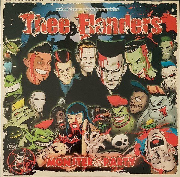 Thee Flanders - Monster Party