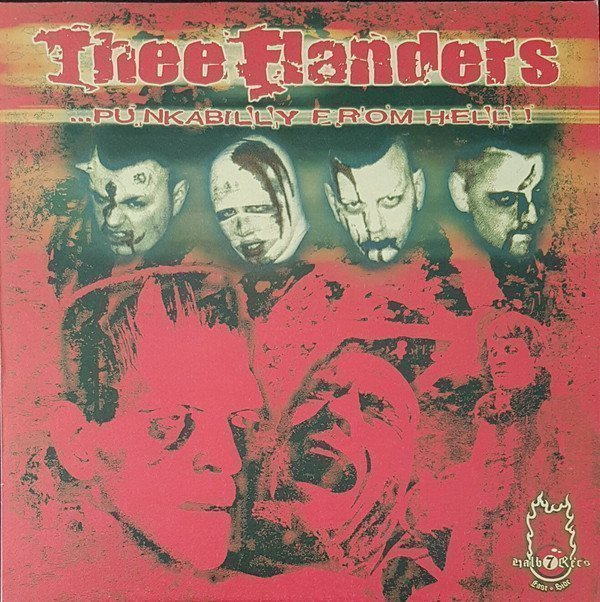 Thee Flanders - Punkabilly From Hell