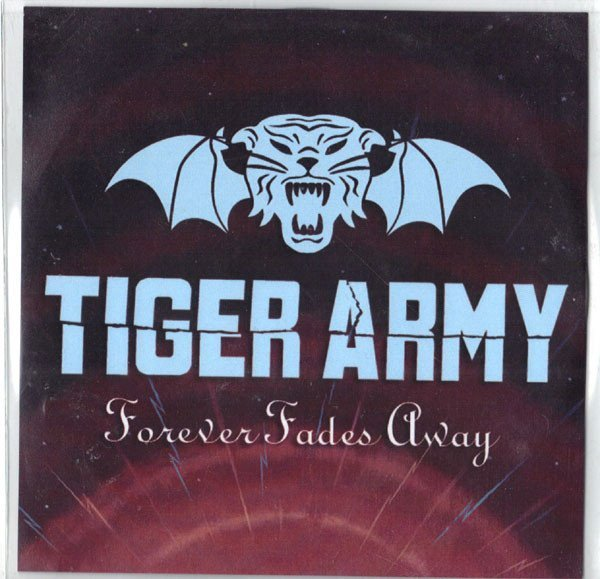 Tiger Army - Forever Fades Away