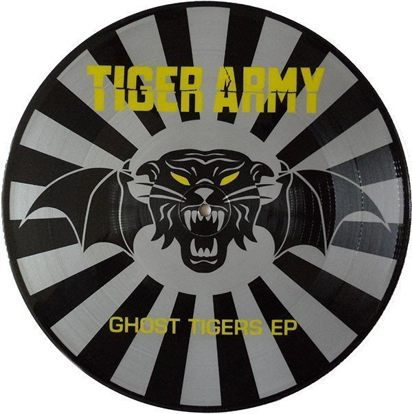 Tiger Army - Ghost Tigers EP
