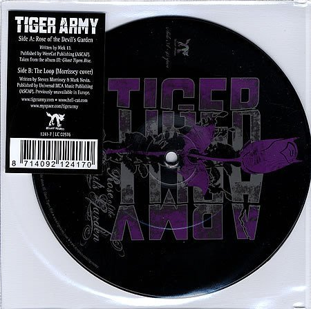Tiger Army - Rose Of The Devil