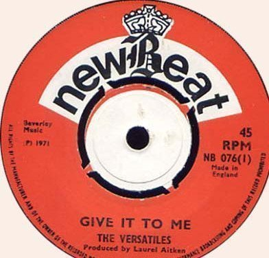 Tiger - Give It To Me / Hot