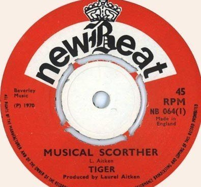 Tiger - Musical Scorther