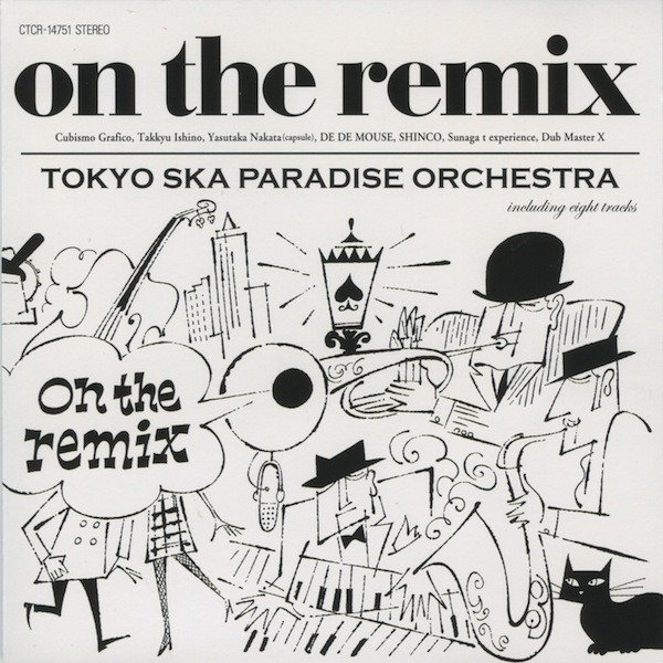Tokyo Ska Paradise Orchestra - On The Remix