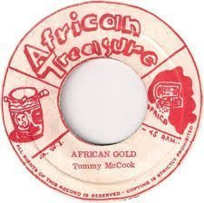 Tommy Mc Cook - African Gold